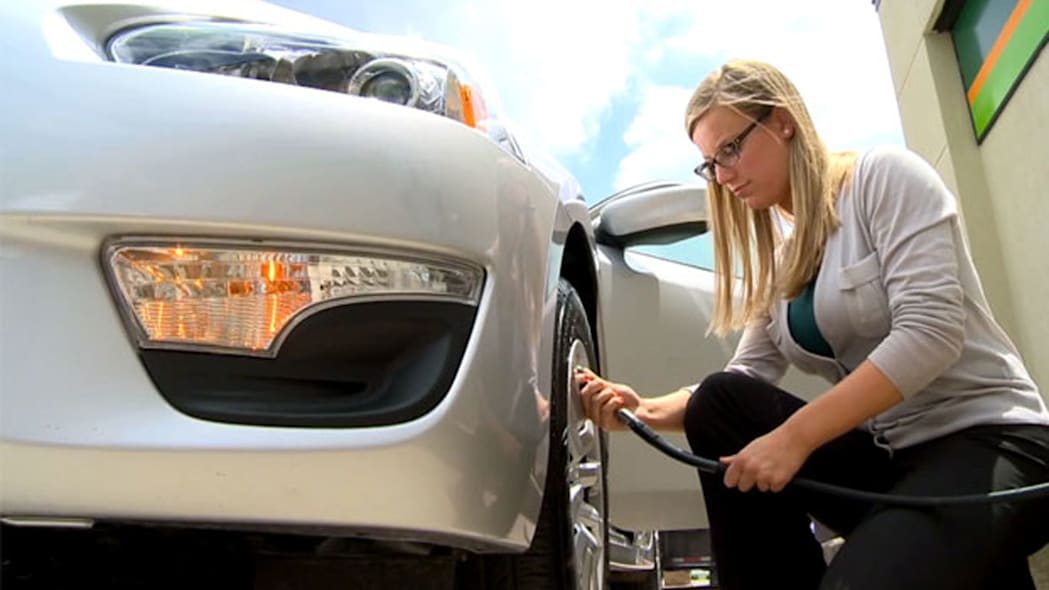 Don't have to have: Tire pressure monitoring system