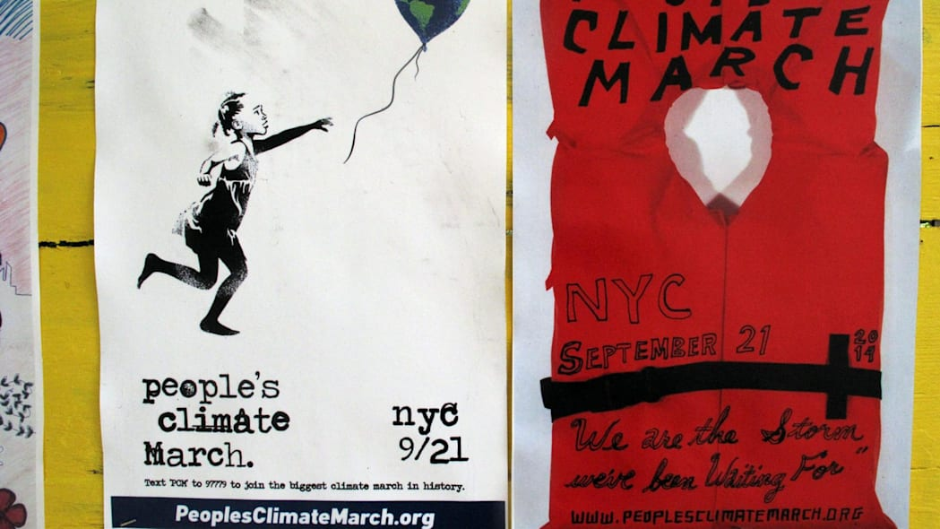 Peoples Climate March 9/21