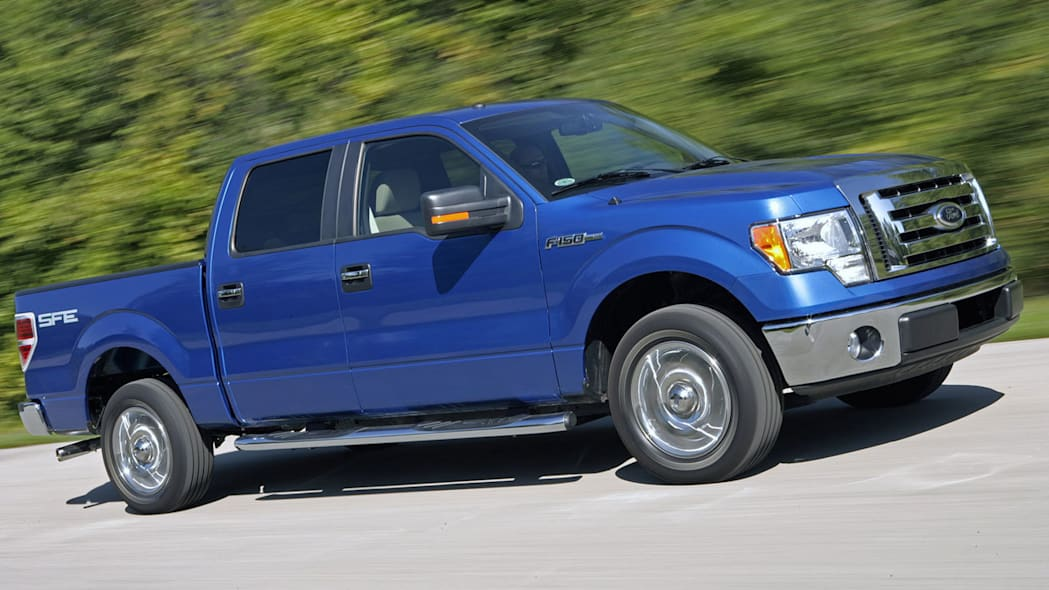 8. Ford F-150