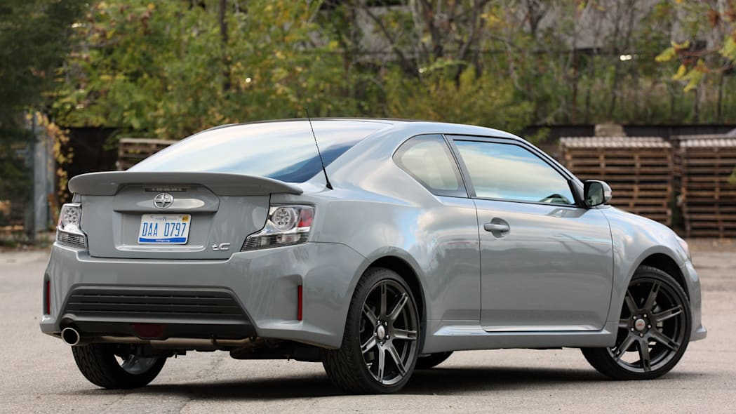 7. 2015 Scion tC