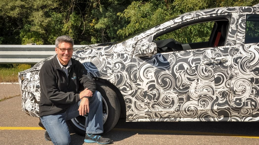 Camouflage Engineers Aid 2016 Chevrolet Volt Development
