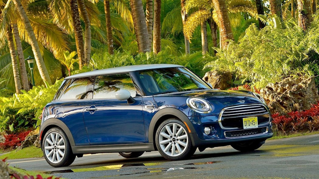 1.5L Turbocharged DOHC 3-cyl. (Mini Cooper)