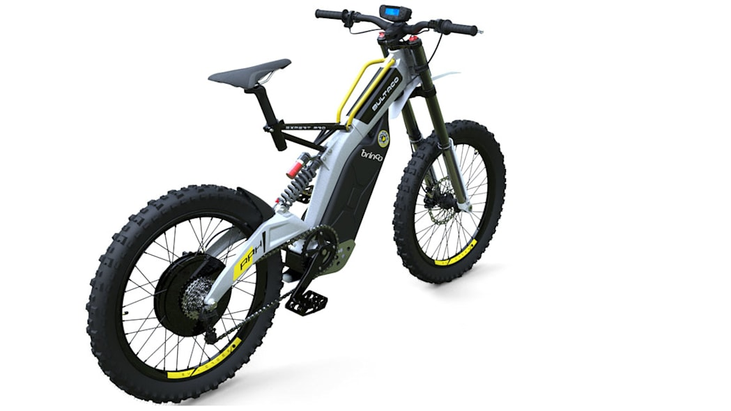 bultaco returns with new offroad electric bike autoblog. Black Bedroom Furniture Sets. Home Design Ideas