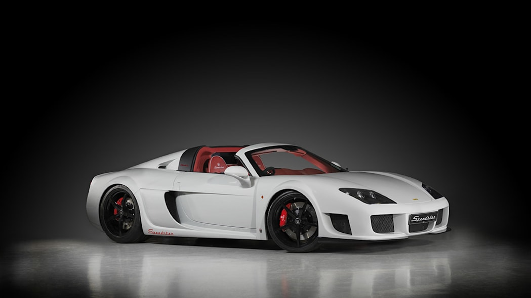 Noble Speedster 600 heading for production