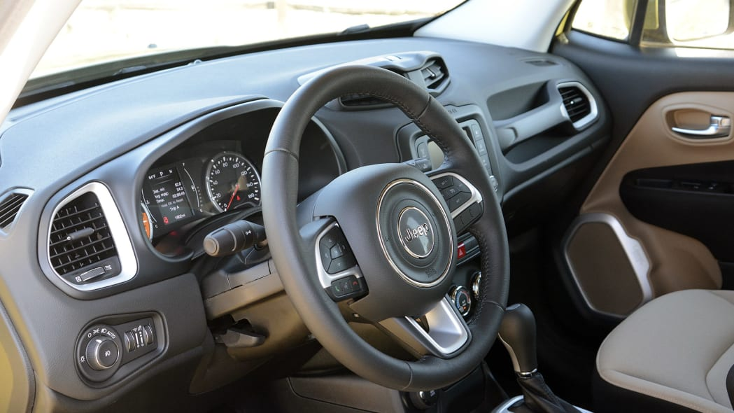 2015 Jeep Renegade First Drive W Video Autoblog