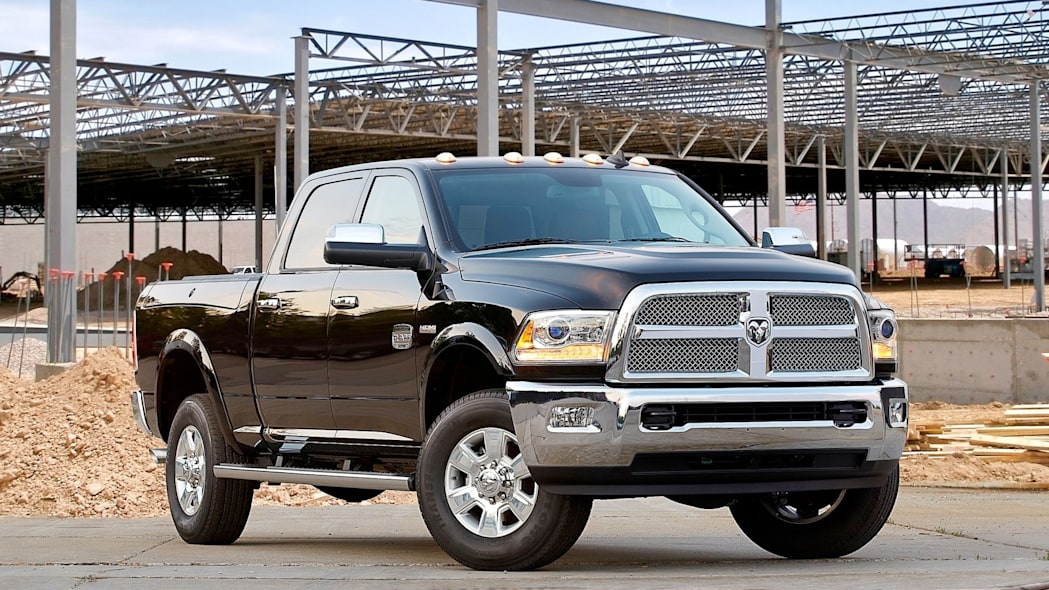 Meanest Of All: Ram 2500 HD