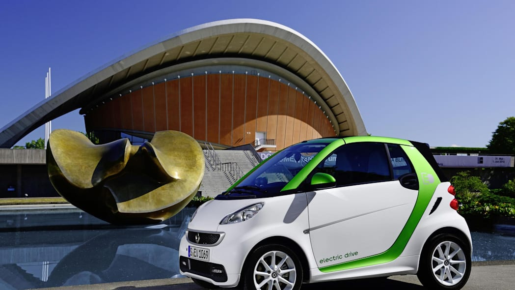 Greenest Of All: Smart ForTwo Electric Drive