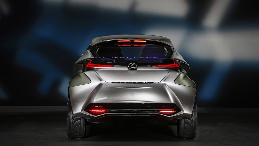 Lexus Ct 200h Could Be Replaced By Sub Compact Hybrid Cuv