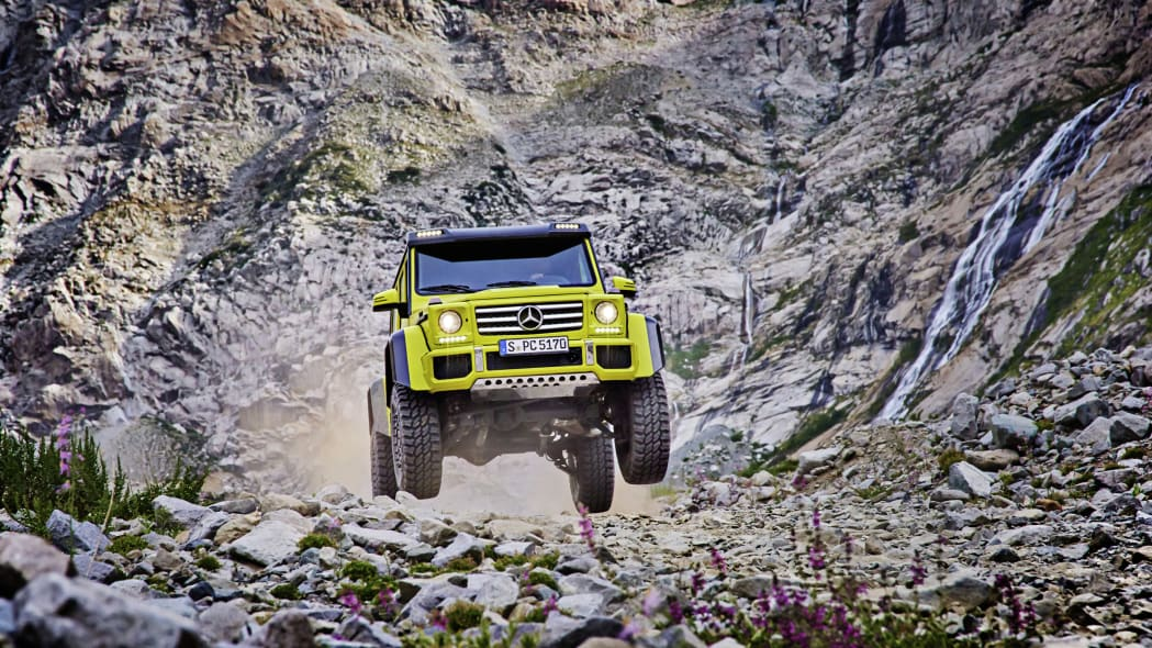 5 Of The Coolest Utility Vehicles From The 2015 Geneva Motor Show