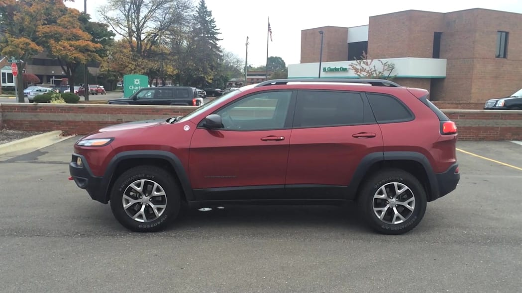 2014 Jeep Cherokee Trailhawk Long-Term | Daily Driver