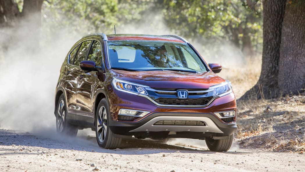 Best Compact SUV For Families: Honda CR-V