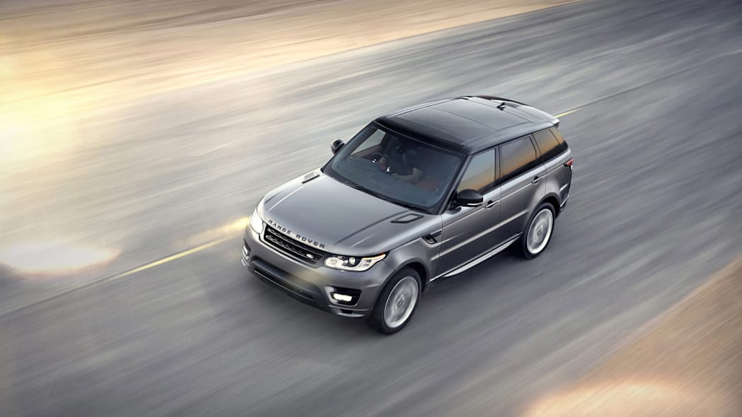 Best Luxury Luxury 3-Row SUV For Families: Land Rover Range Rover Sport