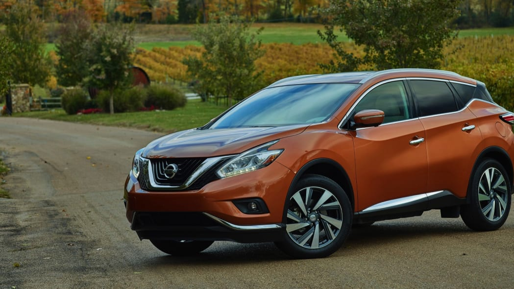 Best 2-Row SUV For Families: Nissan Murano