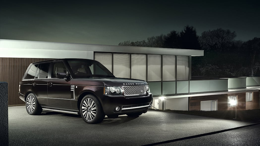 Range Rover Autobiography Ultimate Edition (3rd Gen)