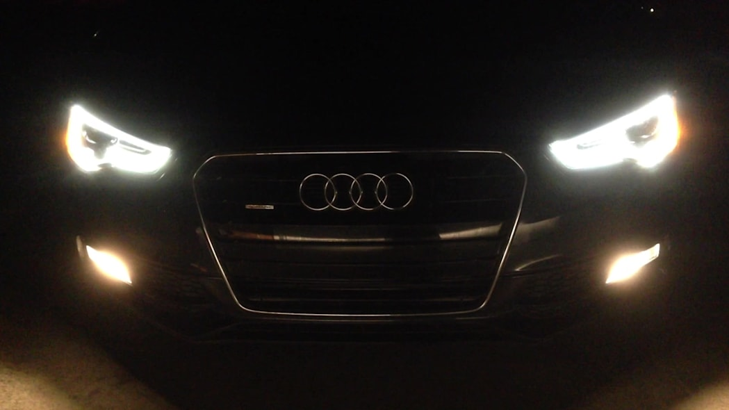 2015 Audi A5 Headlights | Autoblog Short Cut
