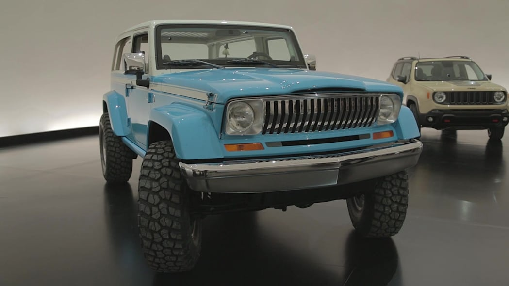 2015 Easter Jeep Safari Concepts: Jeep Chief