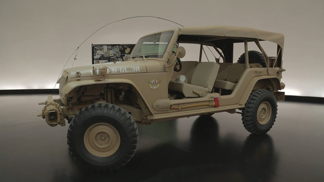 2015 Easter Jeep Safari Concepts: Jeep Staff Car