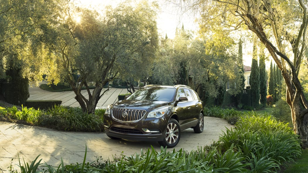 buick enclave tuscan edition full