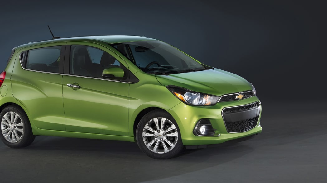 2016 chevy spark hatch green side new york