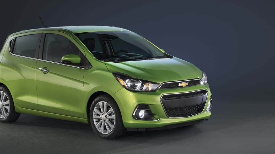2015 new york chevy spark 2016