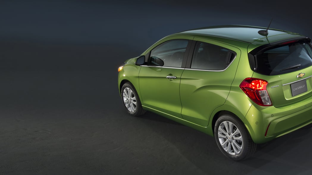 new chevy spark 2016 new york