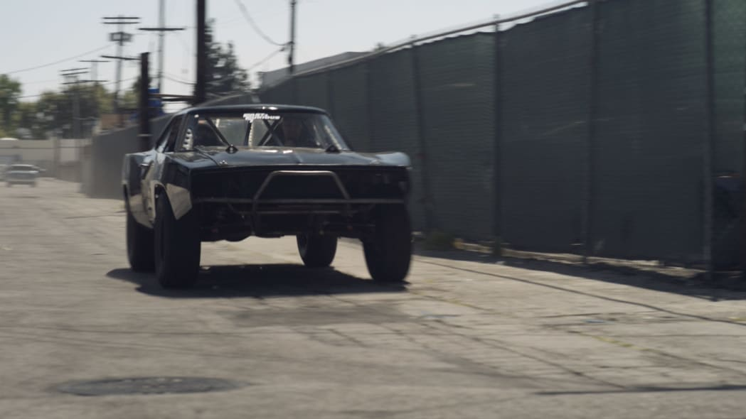 dodge charger fast and furious 7 exterior