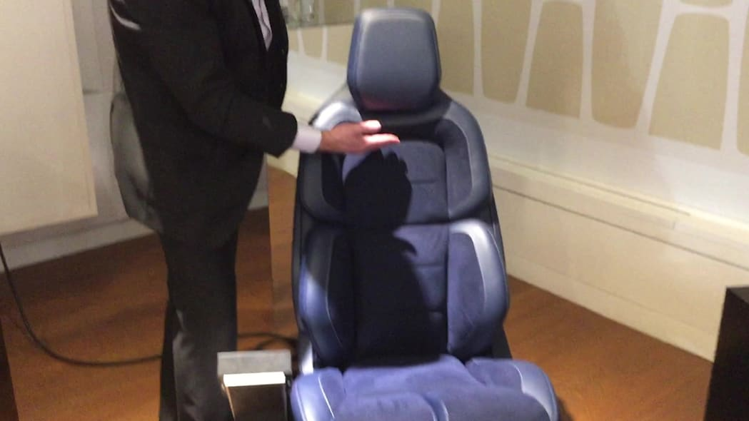 Lincoln All-New Seating System With Scott Tobin