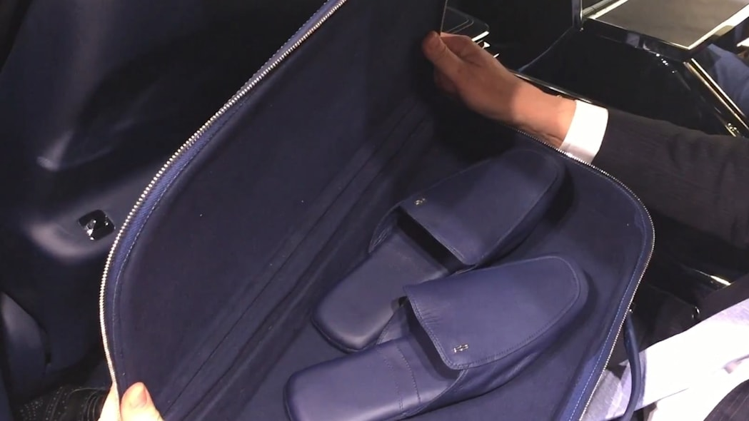 Lincoln Continental Concept Slippers | 2015 NYIAS | Autoblog Short Cuts
