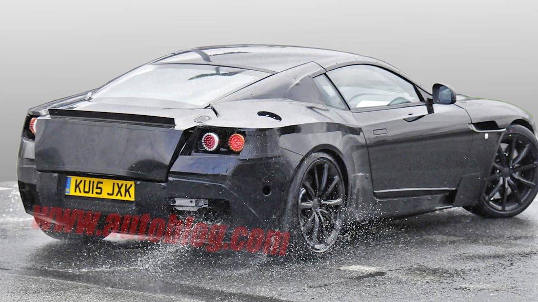new aston martin db9 successor spy