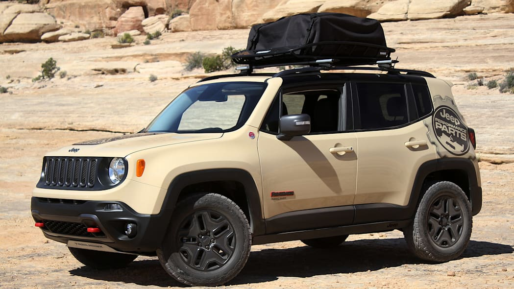 Jeep Renegade Desert Hawk >> Jeep Renegade Desert Hawk Moab Easter Jeep Safari Photo