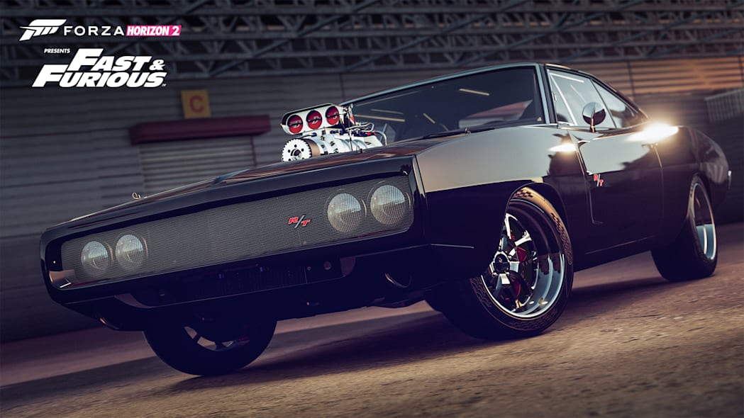 forza dodge charger fast and furious horizon 2