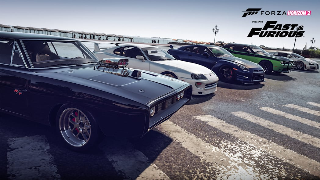forza horizon fast and furious 2 cars