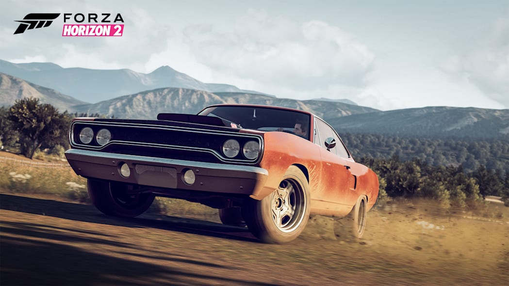 plymouth road runner fast and furious forza