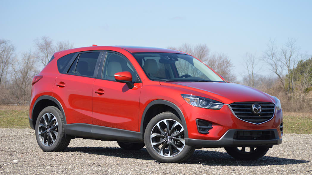 2016 Mazda CX-5 soul red front country