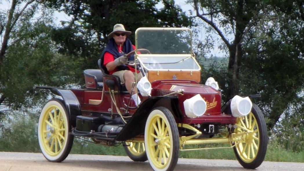 Stanley Steamer Model 72