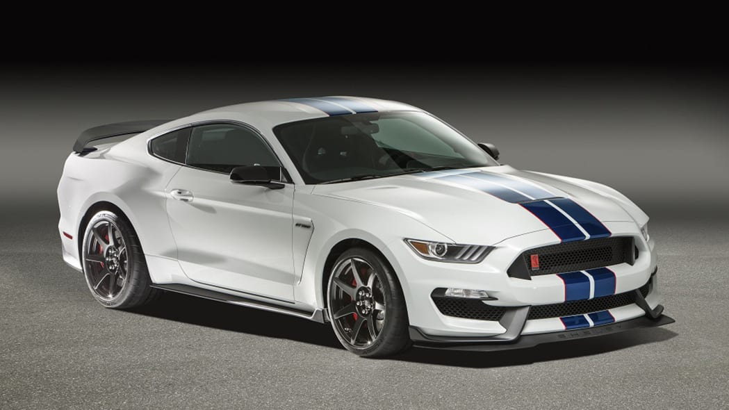 ford mustang gt350r retail auction