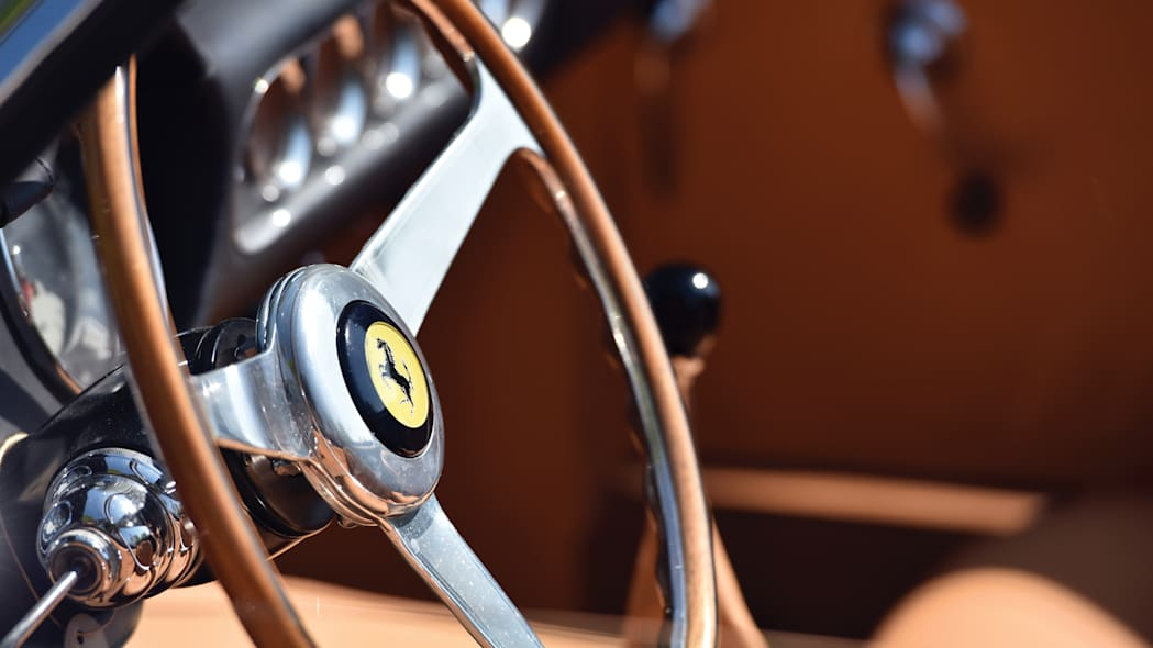 Ferrari 250 GT SWB California Spider steering wheel