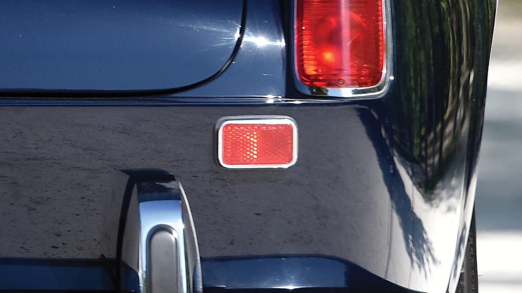 Ferrari 250 GT SWB California Spider taillight taillamp