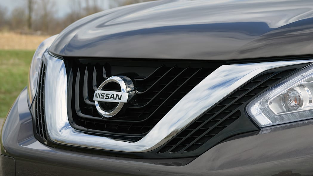 2015 Nissan Murano grille