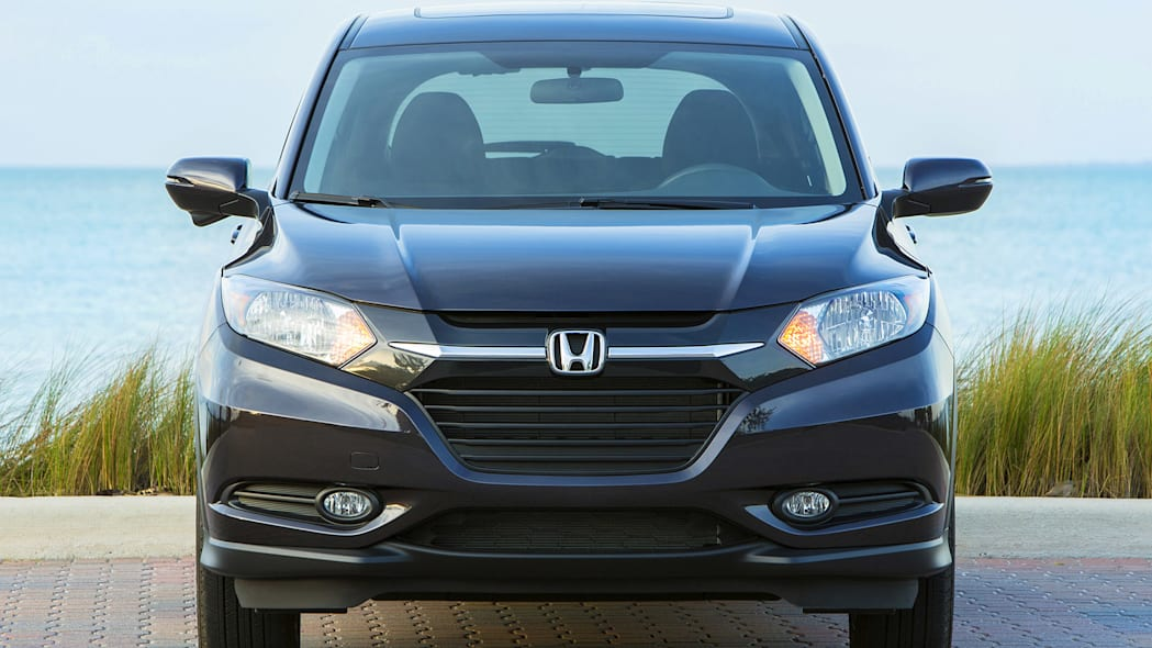 2016 Honda HR-V front view