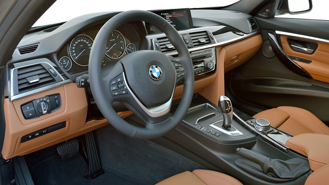 2016 bmw 3 series wagon refresh interior