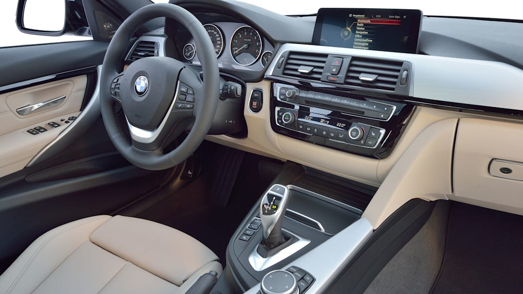 2016 bmw 3 series refresh interior