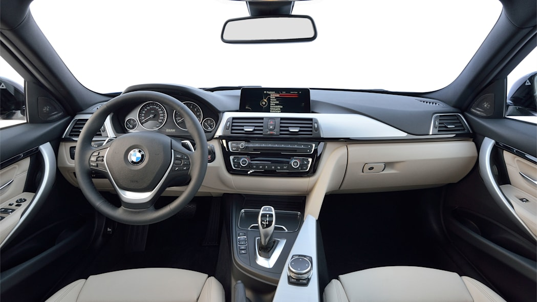2016 bmw 3 series refresh dashboard