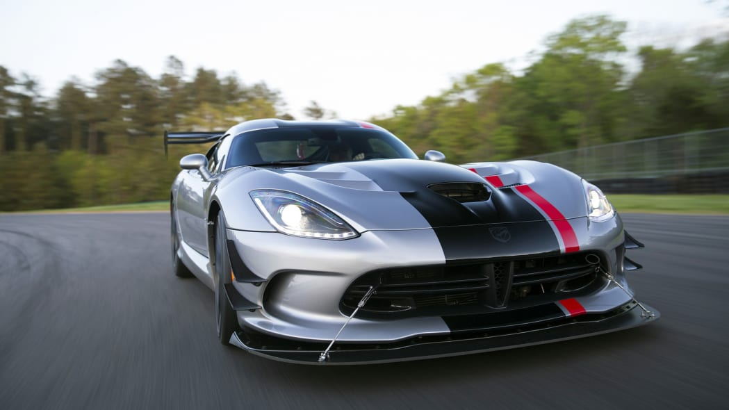 acr track action motion viper dodge