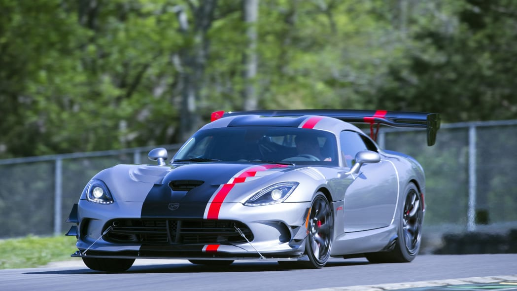 2016 action viper dodge turn speed