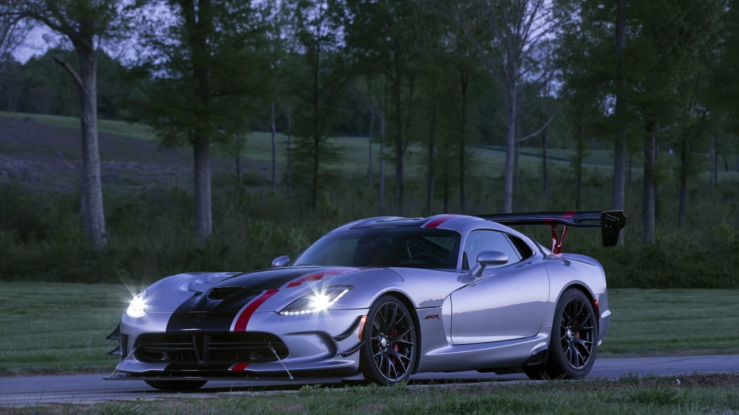 sunset dodge still viper track