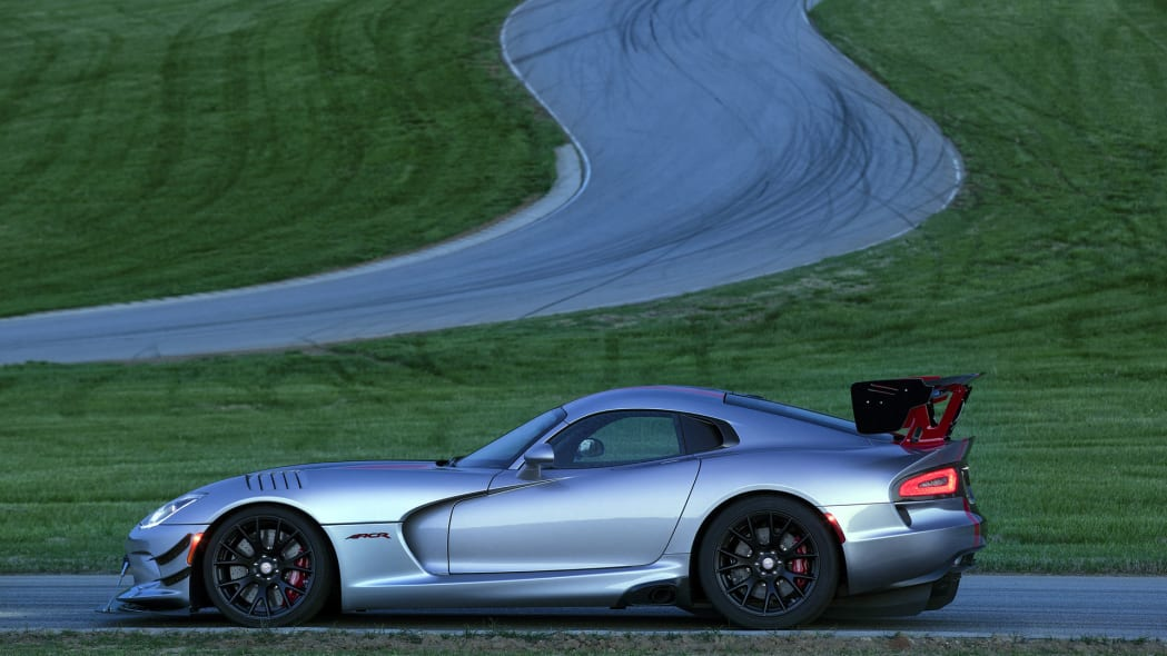 acr viper dodge 2016 profile