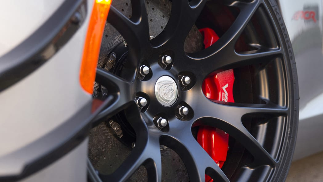 viper acr dodge wheel 2016 brakes