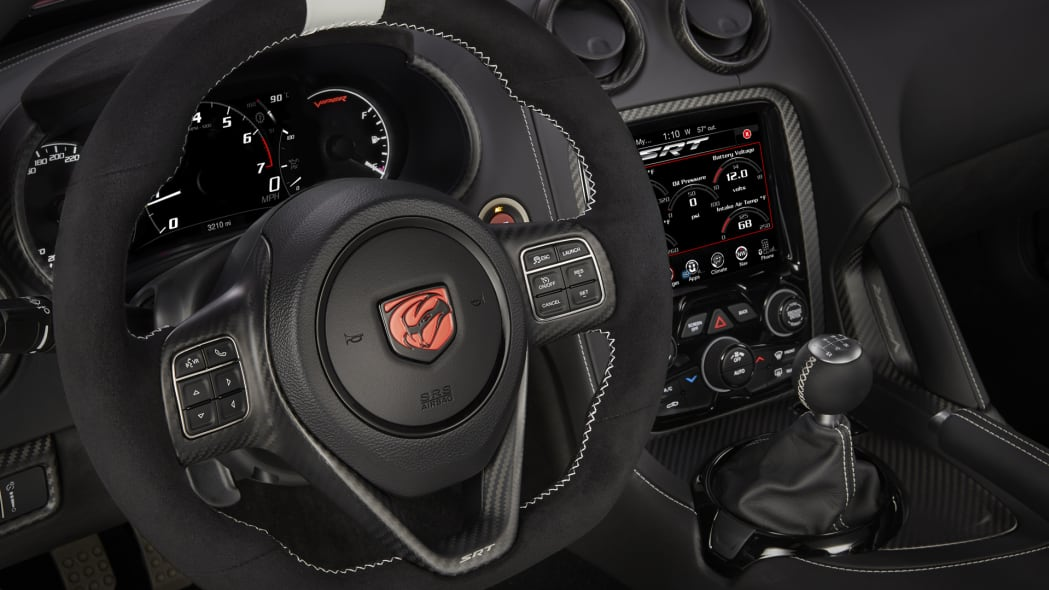 acr cabin 2016 dodge viper wheel