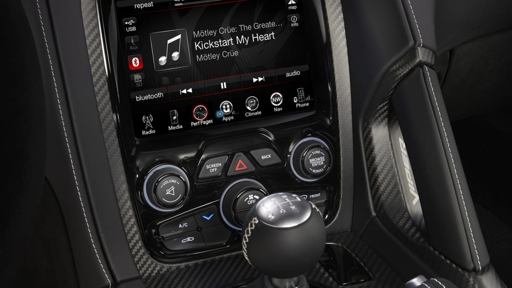 acr viper 2016 dodge shifter display